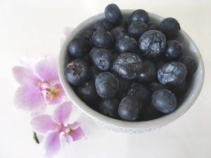 blueberry muffins blueberries