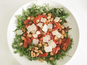 Butterbean Salad serve 1