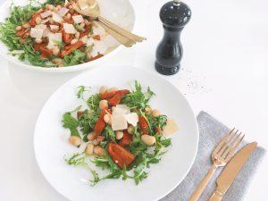 Butterbean Salad serve 3