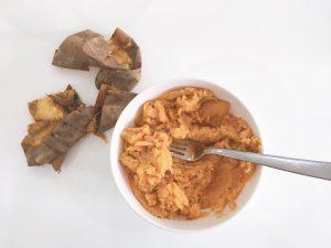 falafel mash potato