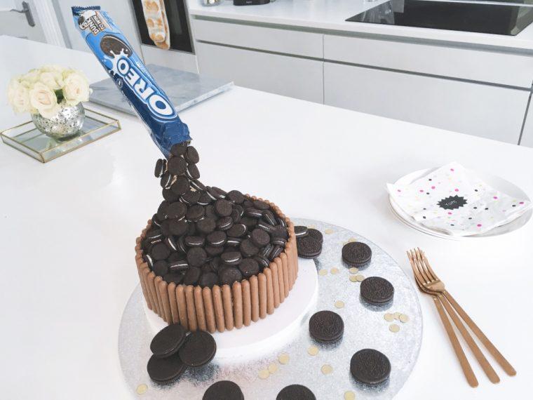 oreo cake serve 5