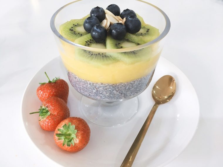 Chia Pudding serve 2