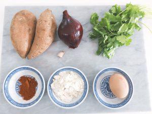 sweet potato rosti ingredients