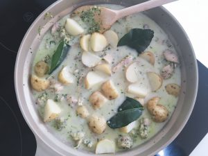 Thai Green Curry pre cook